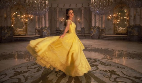 Emma Watson este Belle în Beauty And The Beast