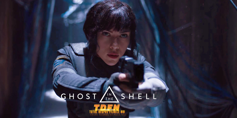Ghost In The Shell: 2017 Trailer Scarlett Johansson
