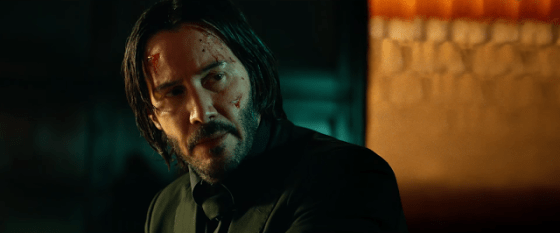 John Wick: Capitolul 2 - Keanu Reeves