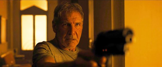 Harrison Ford: BLADE RUNNER 2049 TRAILER