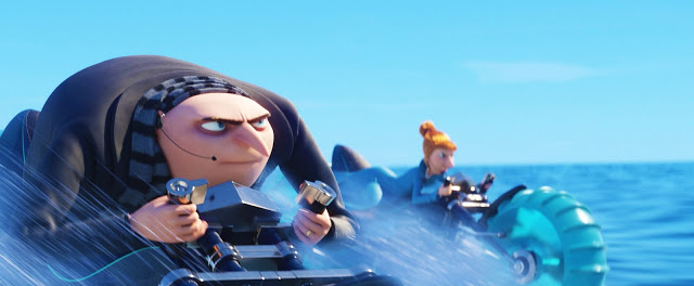 Despicable Me 3: Gru si Lucy
