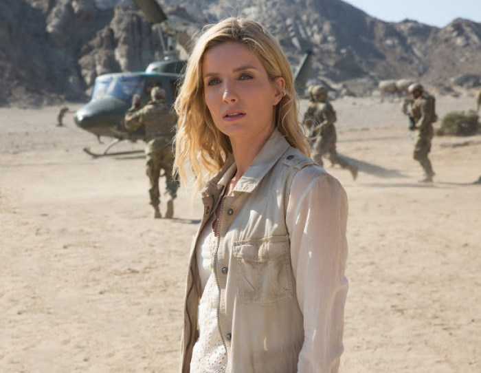 THE MUMMY: Annabelle Wallis