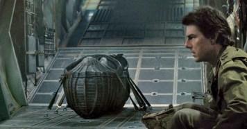 The Mummy 2017: Tom Cruise