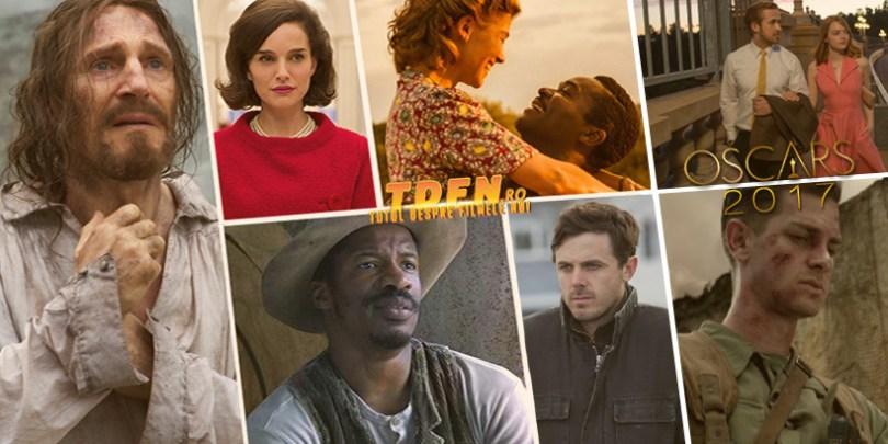 Nominalizarile Oscar 2017