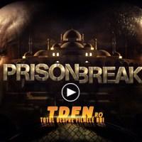 Trailer Nou PRISON BREAK SEZONUL 5: O Nouă Evadare Fabuloasă