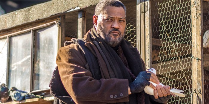 John Wick: Chapter 2 - Laurence Fishburne