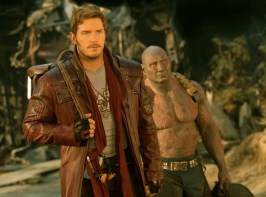 Guardians Of The Galaxy Vol 2: Drax şi Star Lord
