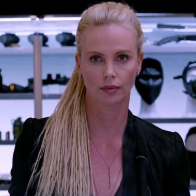 The Fate Of The Furious: Charlize Theron