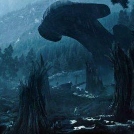 Alien: Covenant - Ship