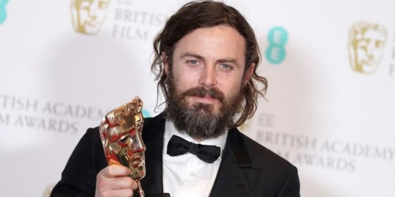 BAFTA Awards 2017: Casey Affleck