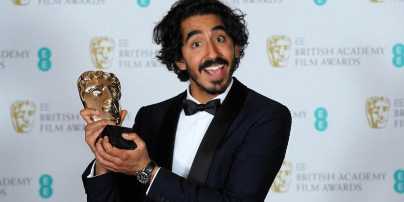 BAFTA Awards 2017: Dev Patel