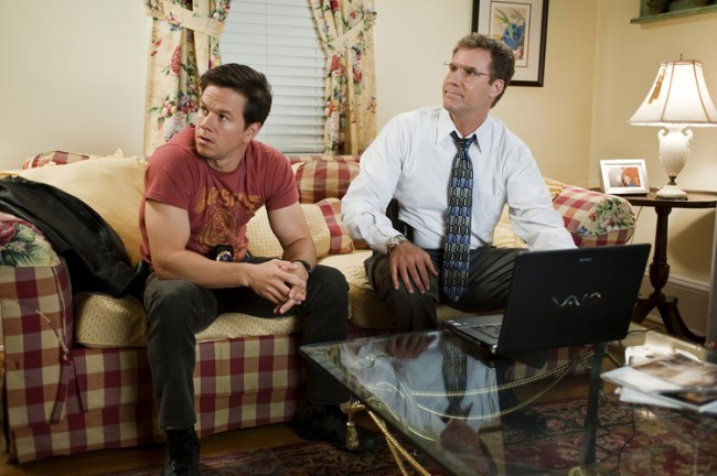 Will Ferrell si Mark Wahlberg in Daddy's Home