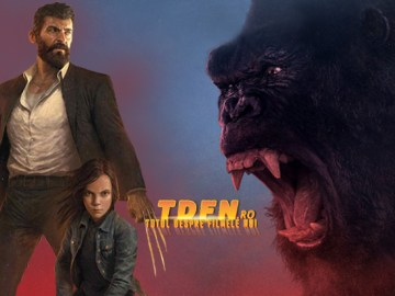 KONG: INSULA CRANIILOR VS. LOGAN