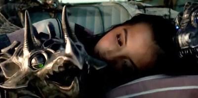 Transformers: The Last Knight: Isabela Moner si Baby Dinobots