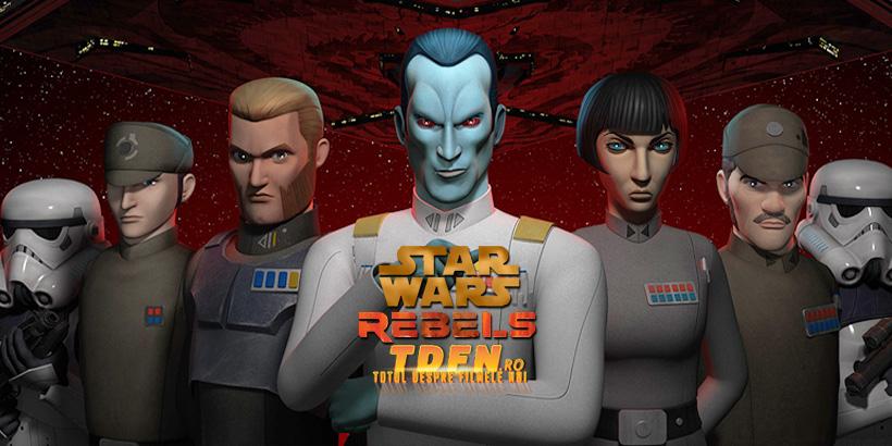 Serialul STAR WARS: REBELS Este Oficial Reînnoit Pentru Sezonul 4