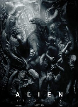 Alien: Covenant Poster v2