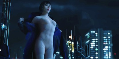Ghost In The Shell: Scarlett Johansson
