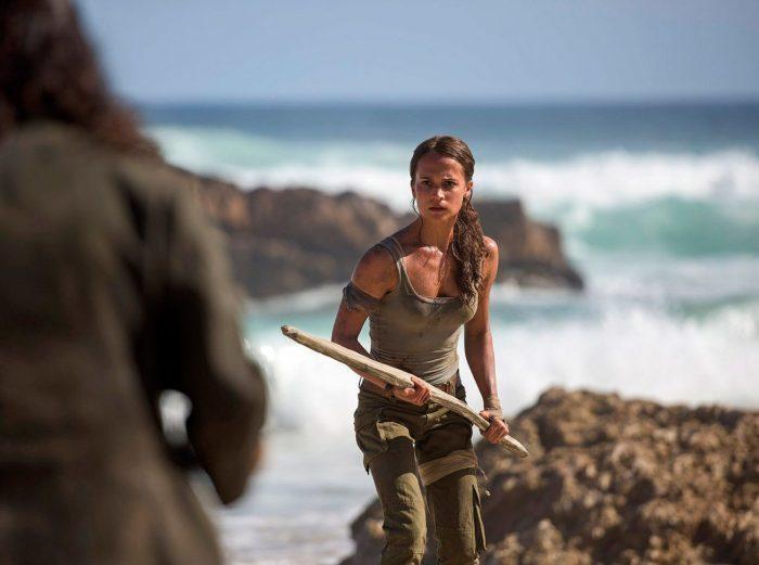 Tomb Raider: Alicia Vikander în primele imagini oficiale.