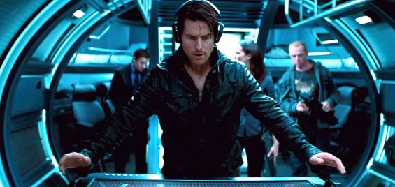 Tom Cruise: Mission Impossible 5