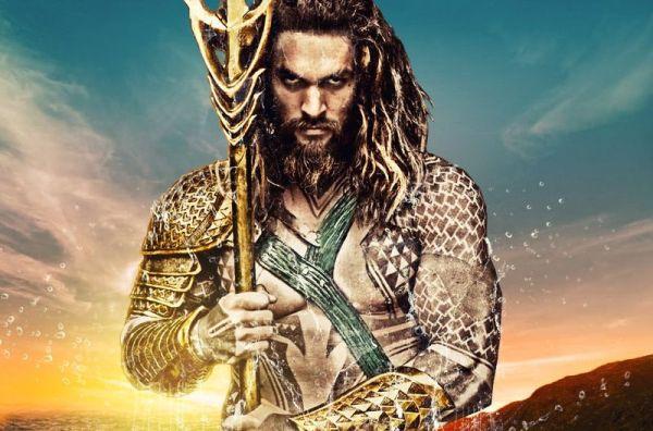 Jason Momoa este Aquaman