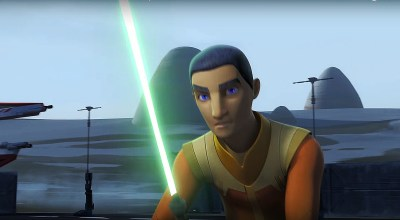 Star Wars Rebels: Ezra Bridgers