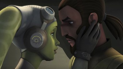 Star Wars Rebels: Kanan Jarrus si Hera