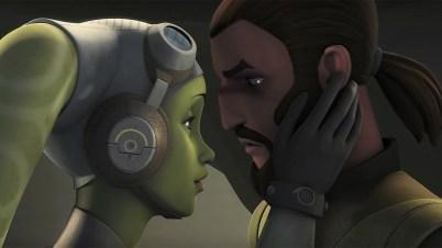 Star Wars Rebels: Kanan Jarrus si Hera