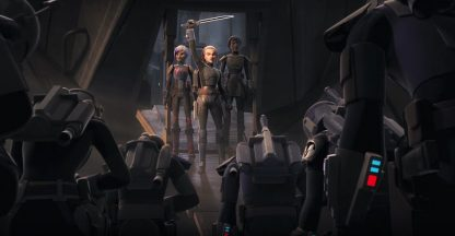 Star Wars Rebels: Sabine Wren