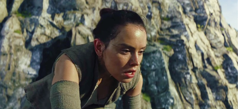 Star Wars The Last Jedi: Daisy Ridley (Rey)
