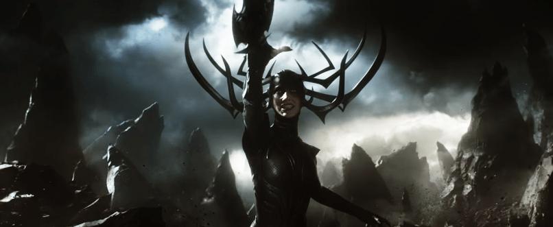 Thor: Ragnarok: Actriţa Cate Blanchett, joacă rolul personajului negativ HeLa, zeița Morții.