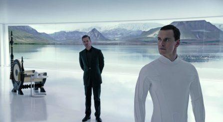 Alien: Covenant (2017) Michael Fassbender