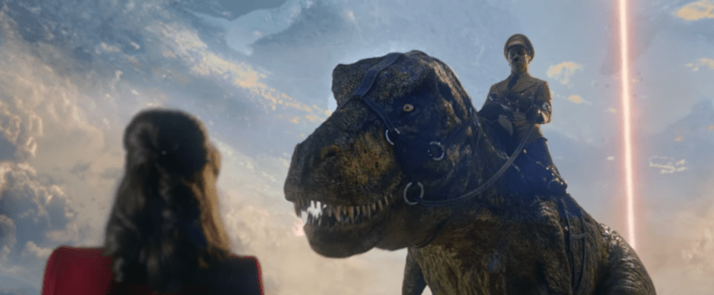 Adolf Hitler in Iron Sky: The Coming Race