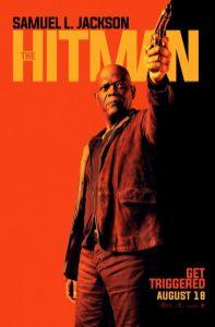 The Hitman's Bodyguard Poster: Samuel L. Jackson