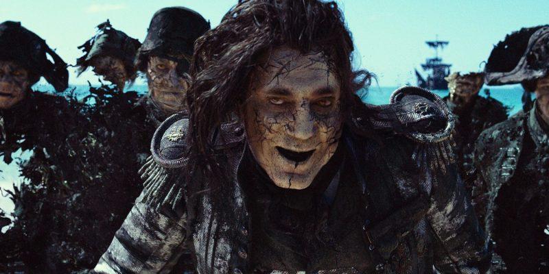 Pirații din Caraibe: Răzbunarea lui Salazar (Javier Bardem)