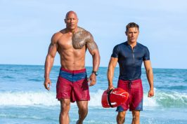 Baywatch (2017) Dwayne Johnson, Zac Efron