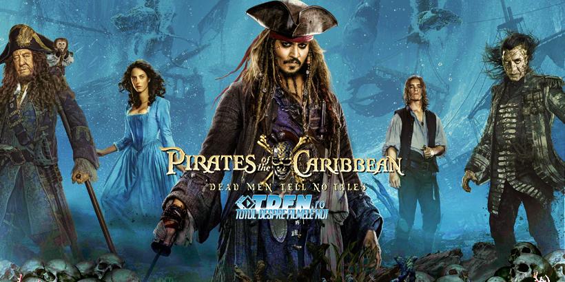 În ciuda unor predicţii negative, Piraţii Din Caraibe 5: Răzbunarea Lui Salazar, a preluat conducerea topului încasărilor.