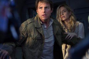 The Mummy (2017) Tom Cruise, Annabelle Wallis