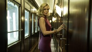 MURDER ON THE ORIENT EXPRESS: Michelle Pfeiffer