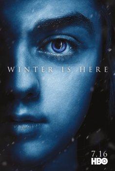 Game Of Thrones Season 7 Poster: Arya
