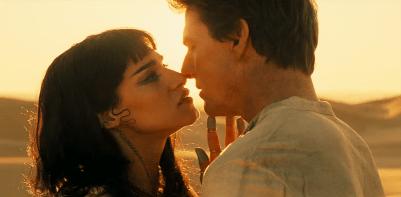 Mumia (2017) Tom Cruise, Sofia Boutella.