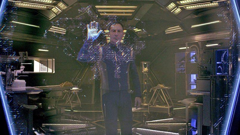 Star Trek Discovery: Jason Isaac, joacă rolul căpitanului Gabriel Lorca