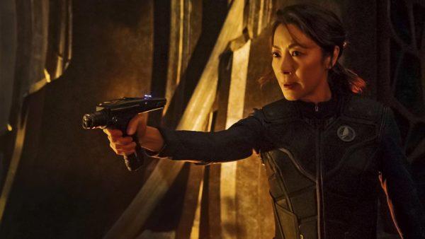 Star Trek Discovery: Michelle Yeoh, o interpretează pe căpitanul Philippa Georgiou