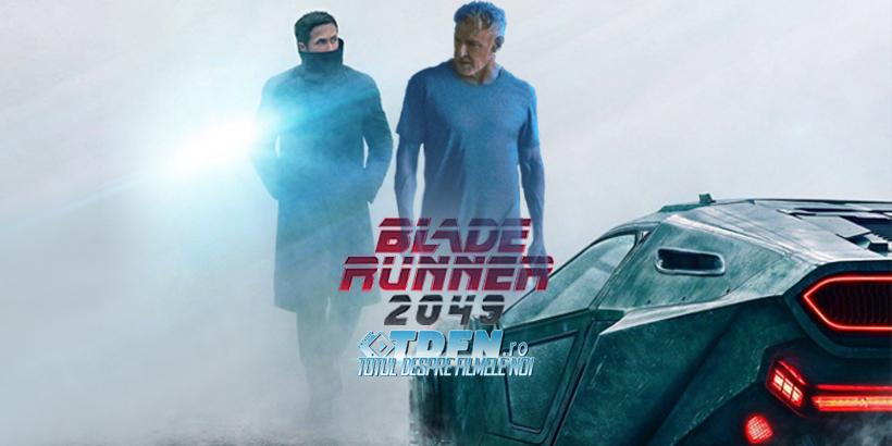 Trailer Nou Fantastic BLADE RUNNER 2049: Harrison Ford Deține Cheia Viitorului Replicanțiilor