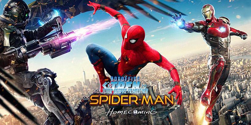 SPIDER-MAN: HOMECOMING: Succes Surprinzător La Încasările De Weekend