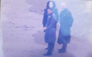 În spatele camerelor de filmat pentru Sezonul 7 al serialului Urzeala Tronurilor.