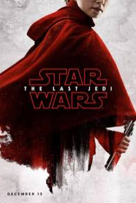 Star Wars: The Last Jedi Poster - Rey (Daisy Ridley)
