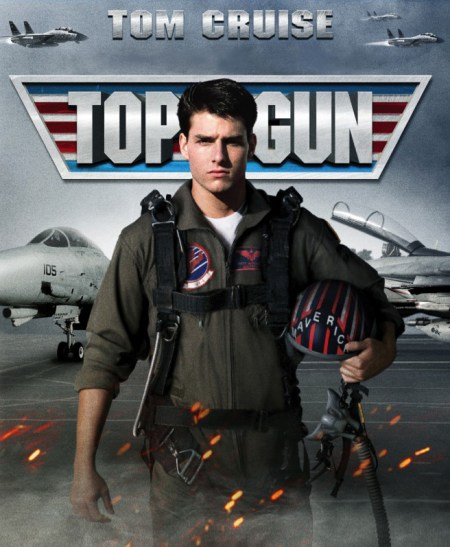 Poster Top Gun (Tom Cruise)