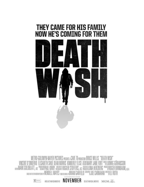Death Wish (2017) Poster