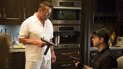 Killing Gunther: Arnold Schwarzenegger, Taran Killam