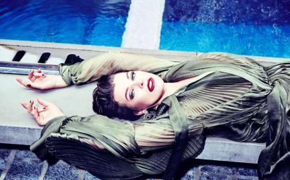 Milla Jovovich: Vanity Fair